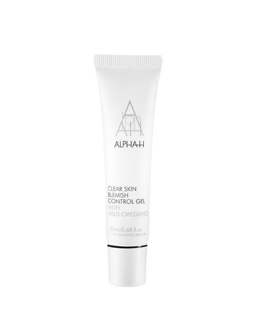 Closeup   alpha h clear skin blemish control gel