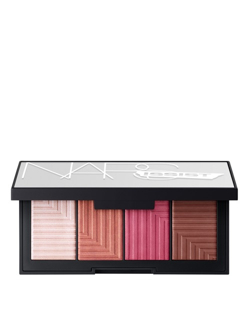 Closeup   dual intensity blush palette