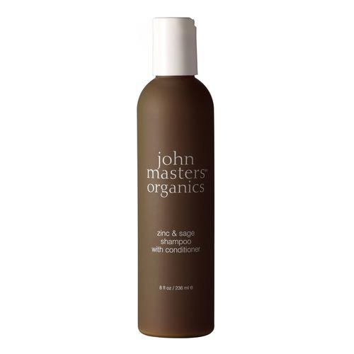 Closeup   zinc  26 sage shampoo with conditioner