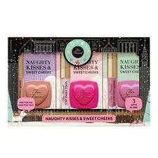 Naughty Kisses & Sweet Cheeks