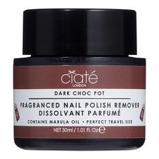 Choc Pot Dark Chocolate   Nail Polish Remover