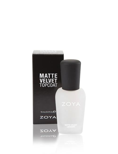 Closeup   zoya matte topcoat 1