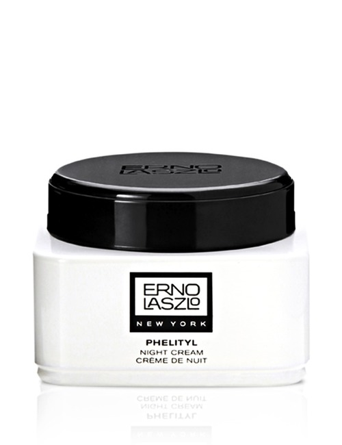 Closeup   erno 20laszlo 20  20phelityl 20night 20cream